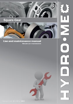 hydromec / hydro-mec square worm gearboxes operating manual