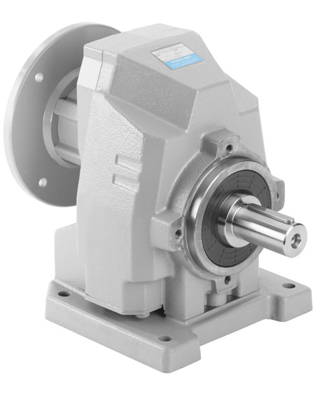 Hydro-mec cast iron coaxial gearboxes