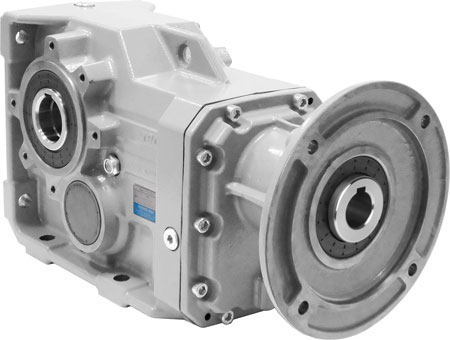 Hydro-mec Cast Iron Helical Bevel Gearboxes