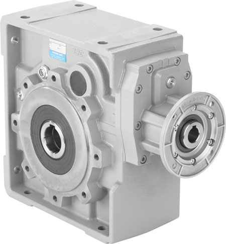 Hydro-mec Cast Iron Helical Bevel Gearboxes Product Catalogue