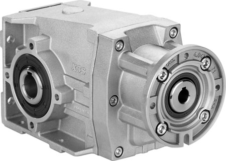 Aluminum Helical Bevel Gearboxes