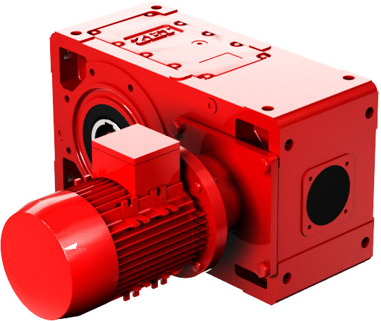 MonoBlok Parallel Shaft Gearboxes