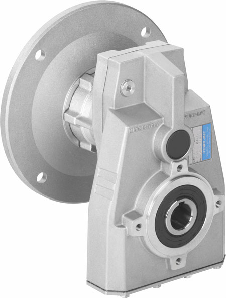 Hydromec Aluminum Shaft Mounted Gearboxes