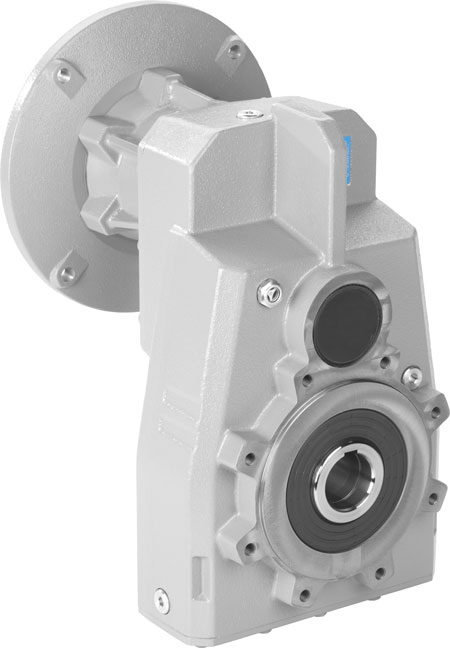 Hydromec Cast Iron Shaft Mounted Gearboxes