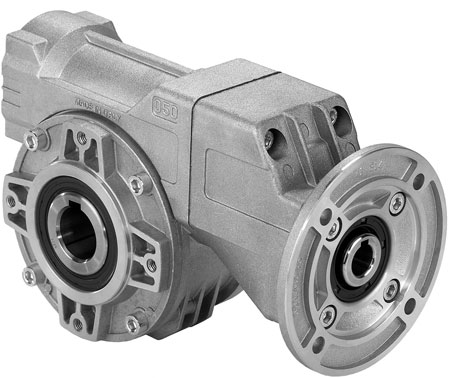 Round worm gearboxes